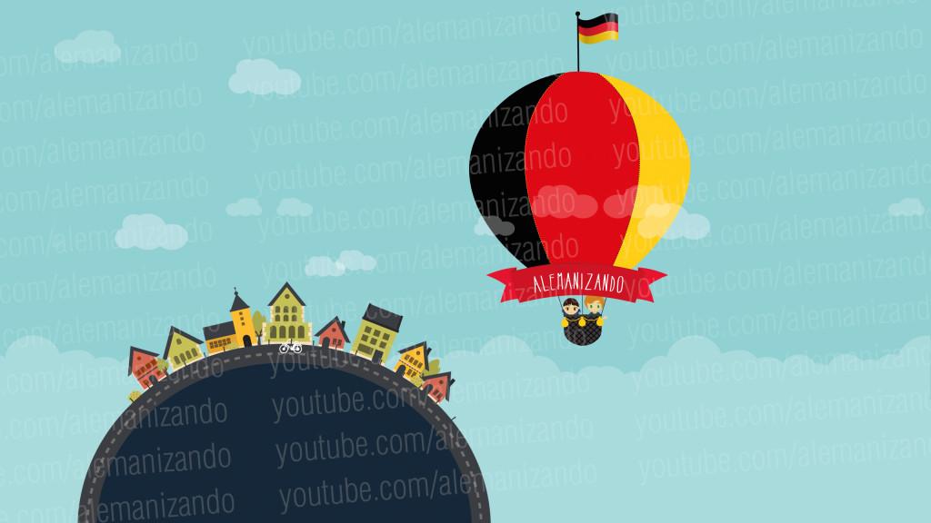 Identidade Visual do Canal Alemanizando